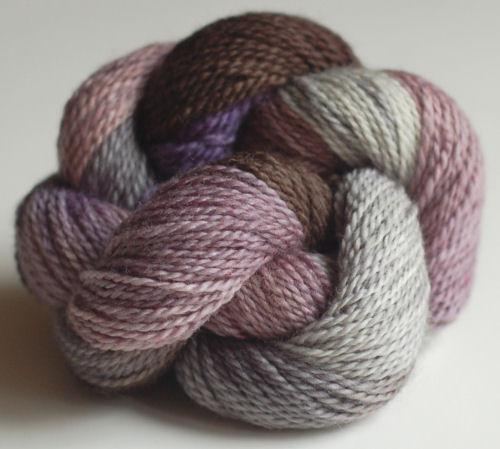****Attention**** Throwback Thursday Colorway: Pewter Amethyst