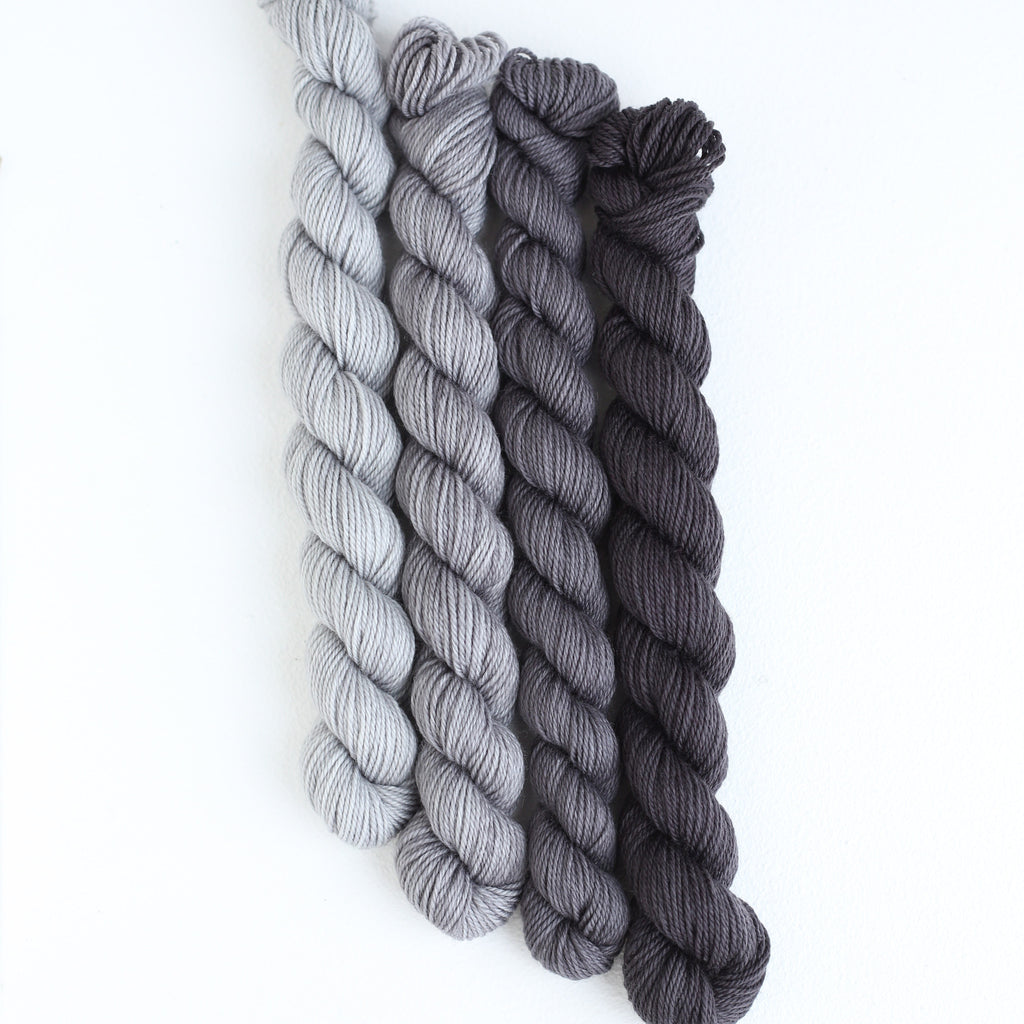 Smoke On The Water Mini Skein Set