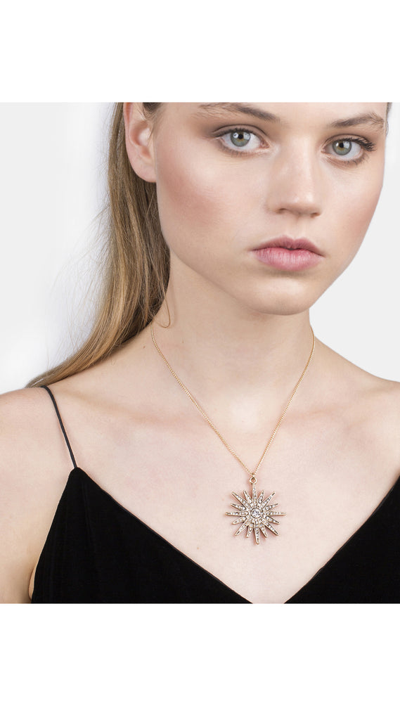 The Midnight Star Necklace