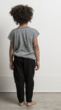 Knomad Muscle Long Tee - Grey