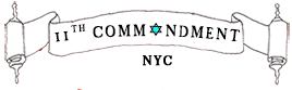 11TH COMM✡NDMENT - The Creator of Jewish Rosaries™ and Other Cool Jew-elry