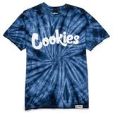 Thin Mint Spider Tie Dye Tee