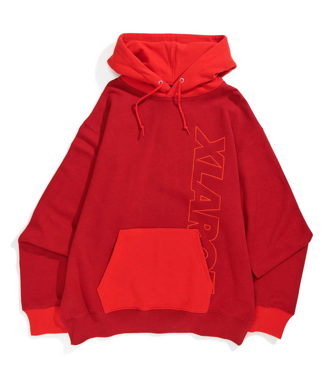 2Tone Pullover Hooded Sweater
