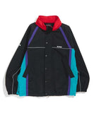 Multi Paneled Nylon Jacket