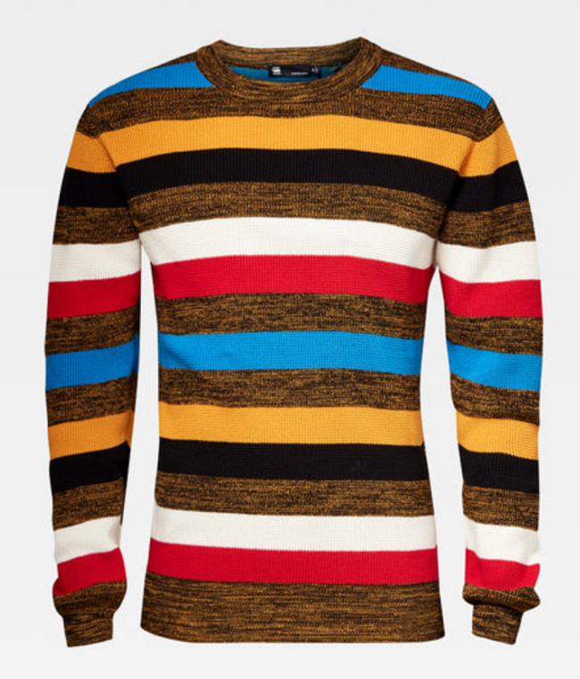 Mike Striper Knit