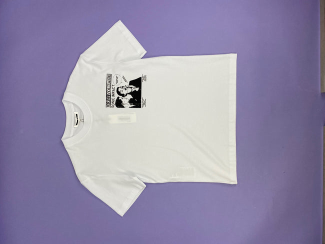 McQ Dropped Shoulders Tee