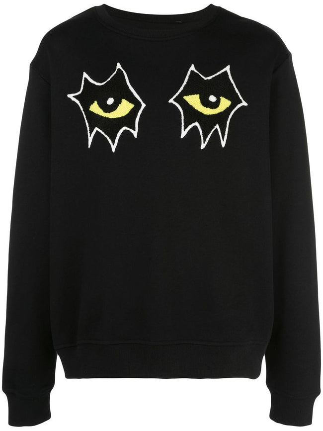 Signature Eyes Sweater