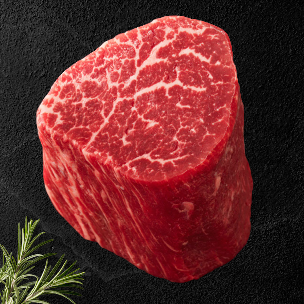 Option #17: Premium 30-Day Aged Certified USDA PRIME Filet Mignon Case (10lbs) - click for details
