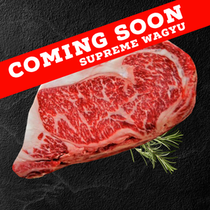 Option #10: Supreme Wagyu - Coming Soon!