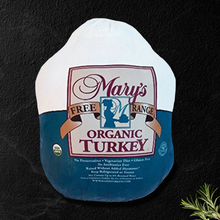 Load image into Gallery viewer, Option #27: Certified USDA Organic Whole Turkey (20-22 lbs)