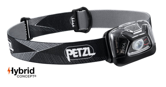 Petzl Tikka 300 Lumen Headlamp w/Nightime Red Light