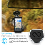 Naztech MagBuddy™ Magnetic Window Phone Mount