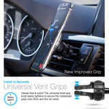 Naztech MagBuddy™ Vent+ & Bonus CD Slot Magnetic Phone Mount