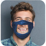 Zorbitz My Mask Face Mask - Clear