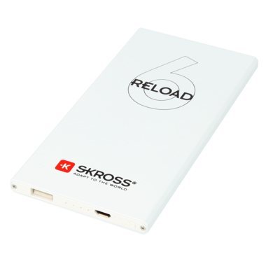 Skross Reload 6 - 6000mAh Battery Backup