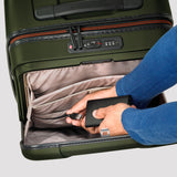 Briggs & Riley Torq Domestic Carry-On Spinner Hunter Green