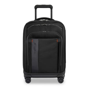 "Briggs & Riley ZDX 22"" Carry-On Exp. Spinner Black"