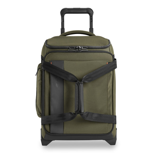 Briggs & Riley ZDX Intl. C/O Upright Duffle Hunter Green