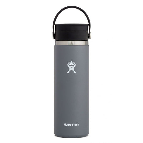 Hydroflask 20 Oz. Wide Mouth Insulated Bottle w/Flex Sip Lid