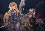 Fate ♥ Jeanne Alter 4x Poster Bundle!