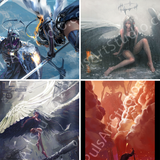 Heaven & Hell | 4x Miniprint Set