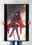 Fate/Scathach, Canvas