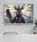 Overwatch ♥ 5x Poster Bundle!
