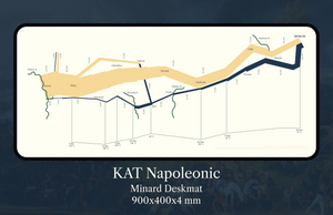 Open image in slideshow, KAT Napoleonic Deskmats