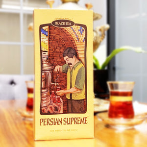 Persian Supreme Black Tea - Persian Royal Tea Company