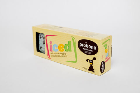 Probono- Iced Biscuits - 340g