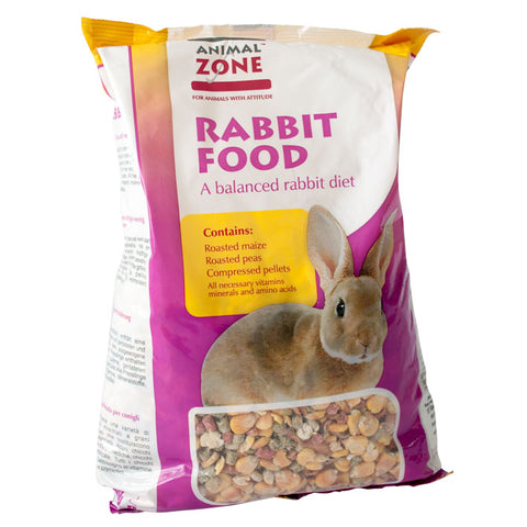 Animal Zone - Rabbit Food - Woofworths Premium Online Pet Supplies