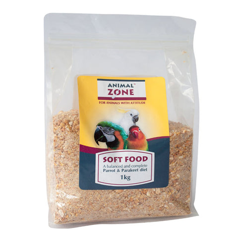 Animal Zone - Soft Food (1kg) - Woofworths Premium Online Pet Supplies