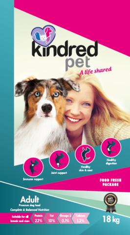 Kindred Pet - Adult - Woofworths Premium Online Pet Supplies