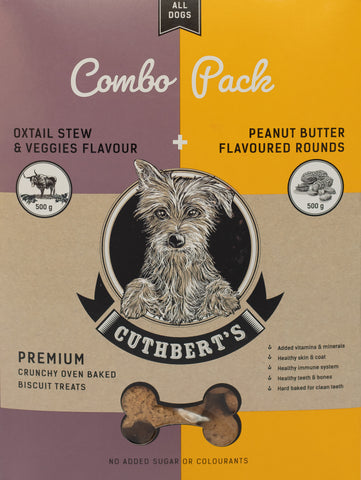 Cuthberts Biscuits - Combo Pack - 1KG