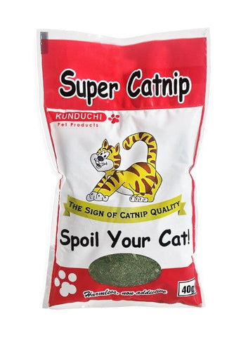 Kunduchi - Super Catnip Bags - Medium - 40gms