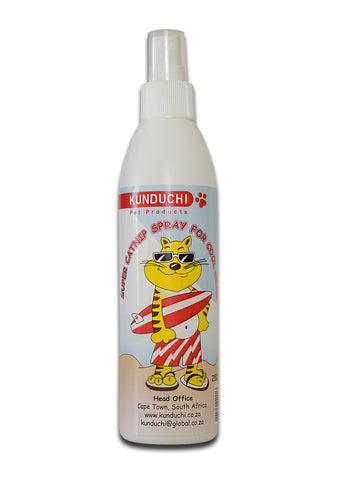 Kunduchi - Super Catnip Spray Bottle - 250ml
