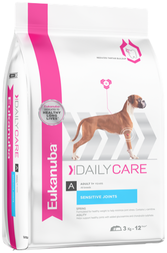 Eukanuba Sensitive Joints - Woofworths Premium Online Pet Supplies