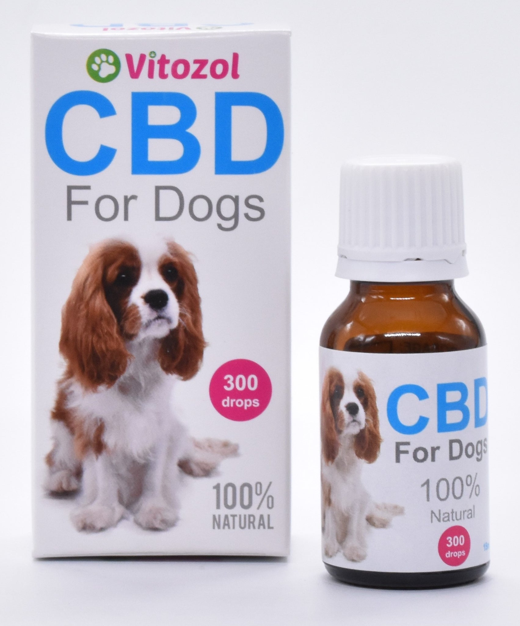 Vitozol CBD Oil for Dogs - Woofworths Premium Online Pet Supplies