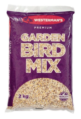 Westermans - Garden Bird Mix - Woofworths Premium Online Pet Supplies