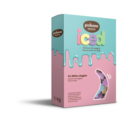 Probono - Iced  Biscuits -1KG