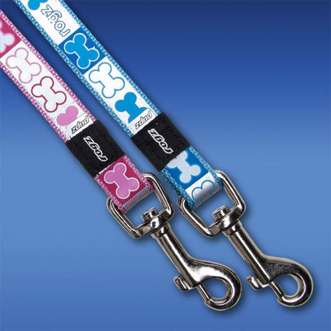 Rogz - Pupz - Reflecto - Long Fixed Lead - Woofworths Premium Online Pet Supplies