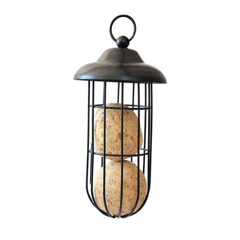 Small Suet Ball Cage - Woofworths Premium Online Pet Supplies