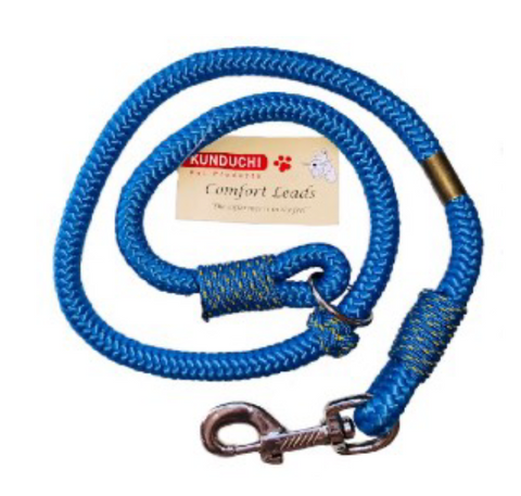 Kunduchi - Parlour Slip and Clip Lead - 80cm(l) x 10mm (dia)