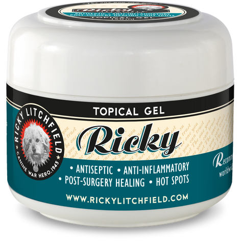 Ricky Litchfield Topical Gel - 150g