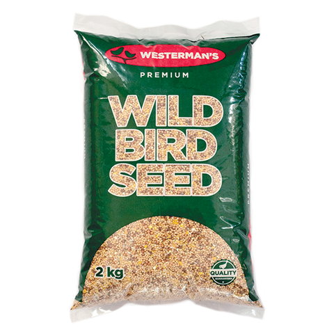 Westermans - Wild Bird Seed - Woofworths Premium Online Pet Supplies