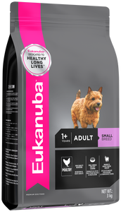 Eukanuba Adult Small Breed - Woofworths Premium Online Pet Supplies