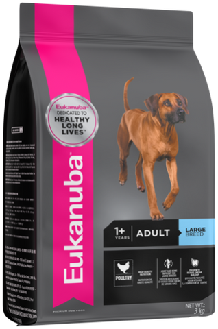 Eukanuba Adult Large Breed - Woofworths Premium Online Pet Supplies