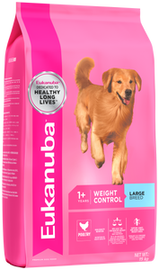 Eukanuba Adult Large Breed - Weight Control - Woofworths Premium Online Pet Supplies