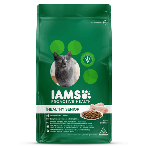IAMS - Mature - Chicken - Woofworths Premium Online Pet Supplies