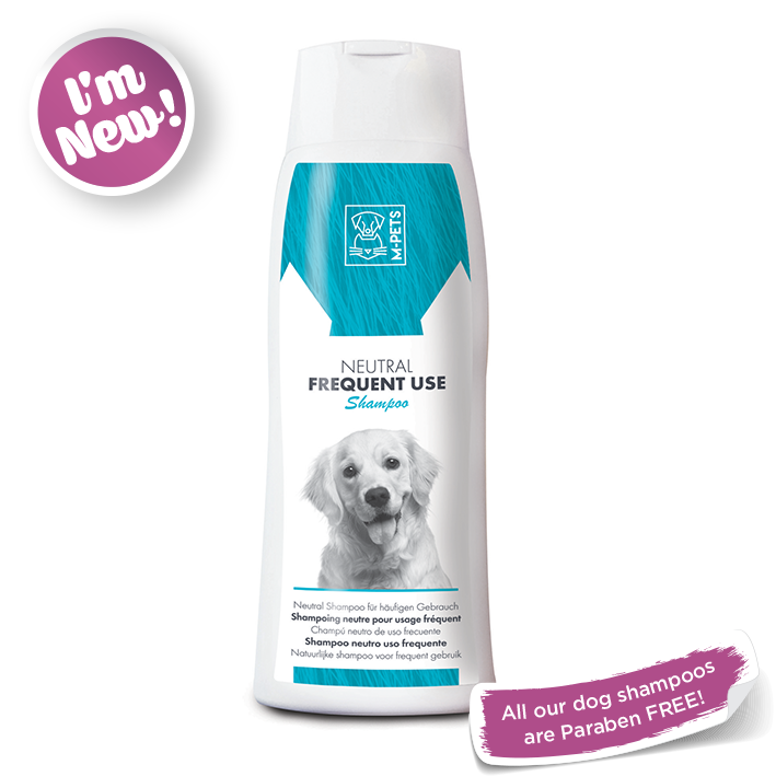 MPets - Neutral Frequent Use Shampoo - Woofworths Premium Online Pet Supplies
